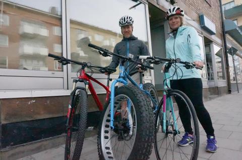 Luleå får ett nav för cykelentusiaster och yogaintresserade