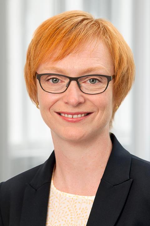 Kristina Hallman, avdelningschef, avdelningen för ackreditering