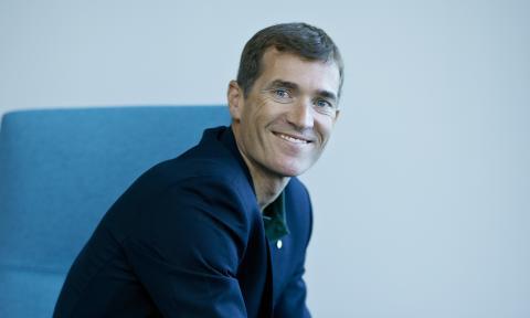 Vegar Kulset, administrativ direktör Uno-X Gruppen AS
