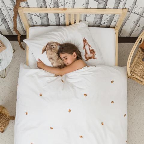 Snurk sängkläder - Furry Friends