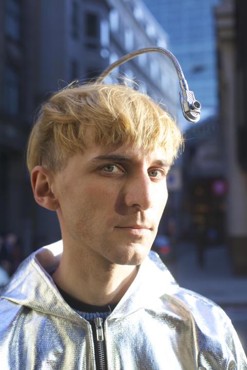 Knappt en vecka kvar tills världens första cyborg gästar Sverige och Borås