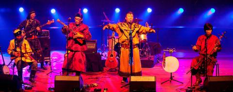Hanggai från Kina på Palladium 26 oktober