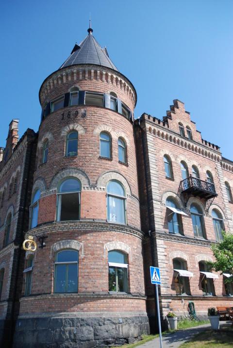 Tornhuset i Gustavsbergs hamn