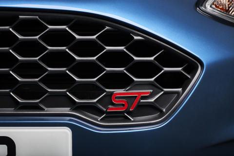 Ford Fiesta ST 2017 - Grill