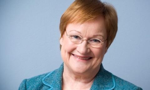 Presidentti Tarja Halosen tervehdys Kestävä Suomi 2050 -seminaariin