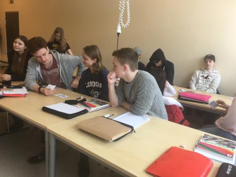 Sunne gymnasieskola/Broby satsar på Sunnes ungdomar - ger möjlighet att läsa ekonomi