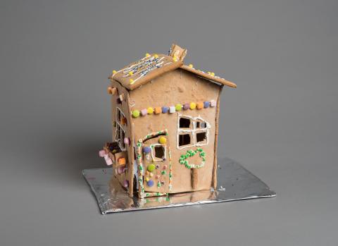 Pepperkakebakekonkurransen 2015. «Ole Brumms hus»