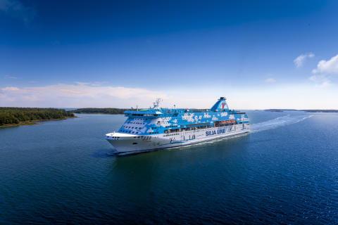 Tallink Silja routet seine Schiffe Baltic Princess und Galaxy ab dem 19. März 2020 temporär um