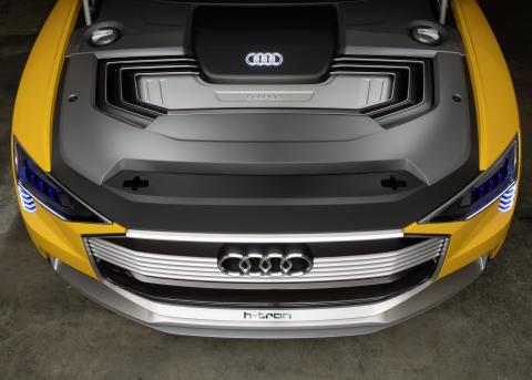 Audi h-tron quattro_fuelcell