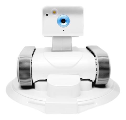 Roboten som övervakar ditt hem!
