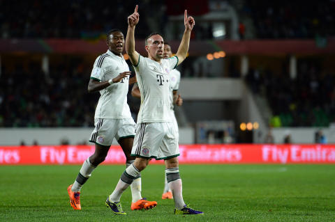 FC Bayern i final i klubblags-VM