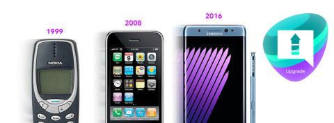 Vil du altid have den nyeste mobil?