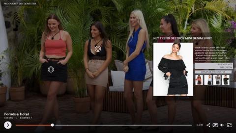 MTG Ignite i samarbeid med Showtag : ny teknologi utvider Paradise Hotel-universet