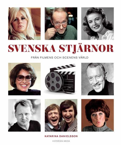 Stjärnspäckad bok om våra folkkära profiler