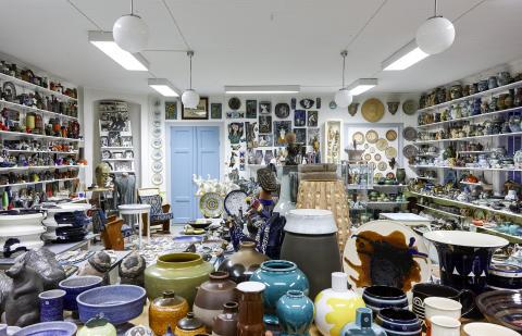 Keramik som ger en wow-känsla