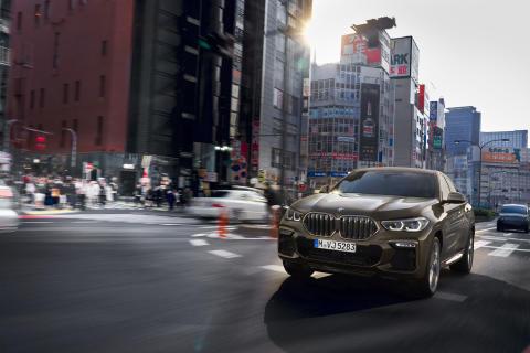Uusi BMW X6, kuva 2