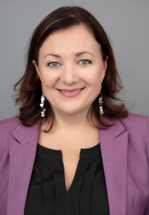Amy Arthur ny Sverigechef för Boehringer Ingelheim AB