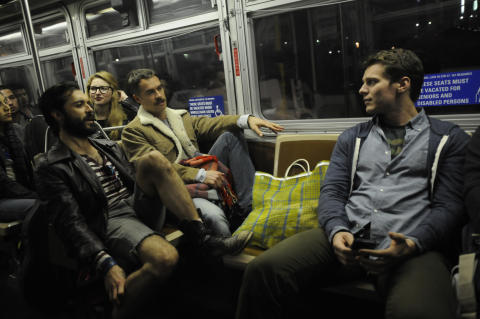 HBOs nya dramakomediserie Looking till C More i januari