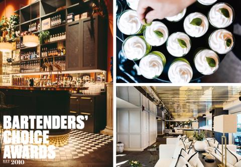 FYRA NOMINERINGAR I BARTENDERS' CHOICE AWARDS 2019