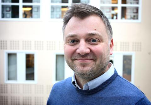 Rasmus Korsvall ny regionchef på Hyresgästföreningen region norra Skåne