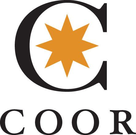 Coor skifter logotype