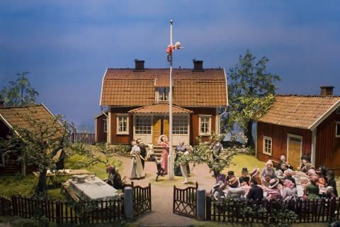 Junibacken-Sagotåget-Emil i Lönneberga