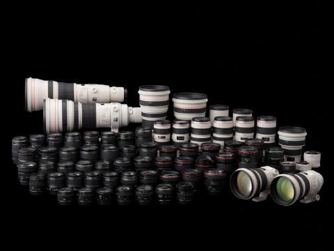 Canon har nu tillverkat 50 miljoner Canon EF-objektiv: ännu en milstolpe för EOS