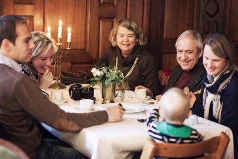 Extra öppet i mellandagarna på Tjolöholms Slott