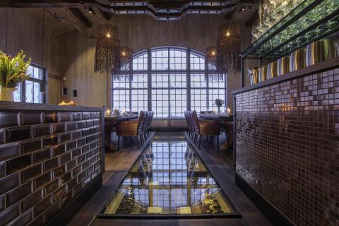 Svenska designbyrån Stylt vinner UNESCO Prix Versailles 2019 för bästa hotellinredning - Niehku Mountain Villa i Riksgränsen