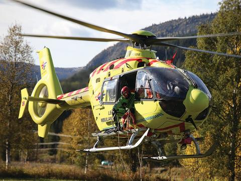 Hjulskift hos Bilia Økern - Stiftelsen Norsk Luftambulanse får inntektene
