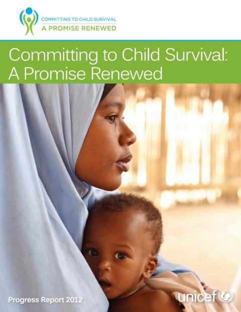 Committing to Child Survival: A Promise Renewed 2012