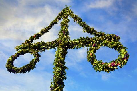Hit reser vi under årets mest svenska högtid