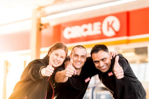 Circle K har branschens starkaste varumärke – för andra året i rad