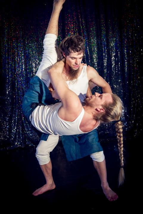 Subtopia bjuder Botkyrkabor på gratis cirkusföreställning