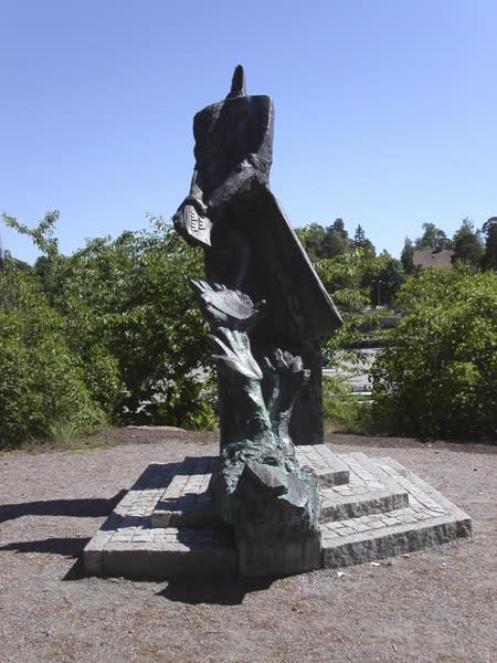 Monumentet över Raoul Wallenberg (sevärdhet)