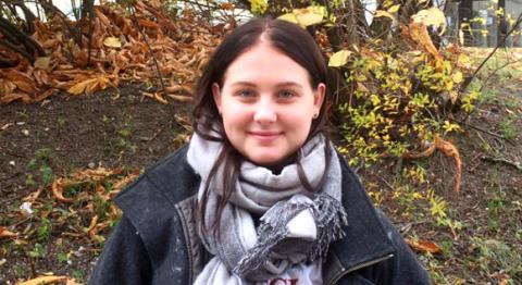 Veckans stjärnbarnvakt - Elin från Kungsholmen