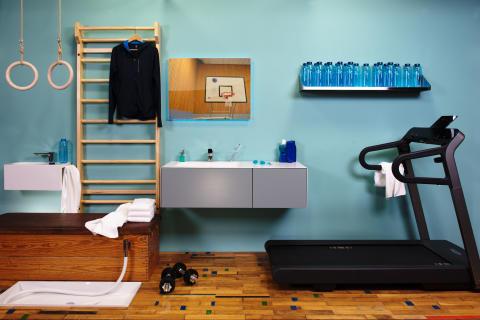 Trend 03: Healthy Bathroom