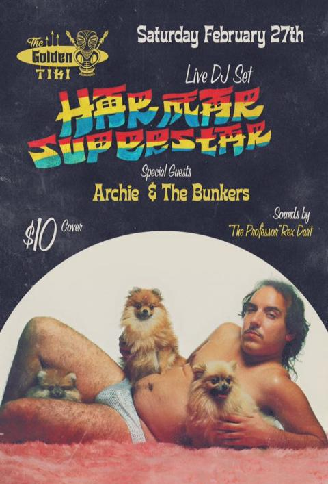 Archie & The Bunkers: High Rolling Weekend in Vegas