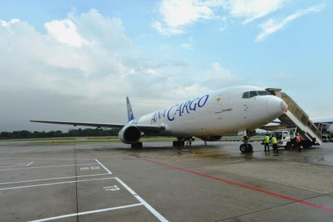 ANA Cargo launches new freighter service to Singapore