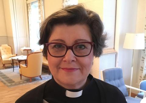 Ny komminister för sverigefinska verksamheten i Bergslagen
