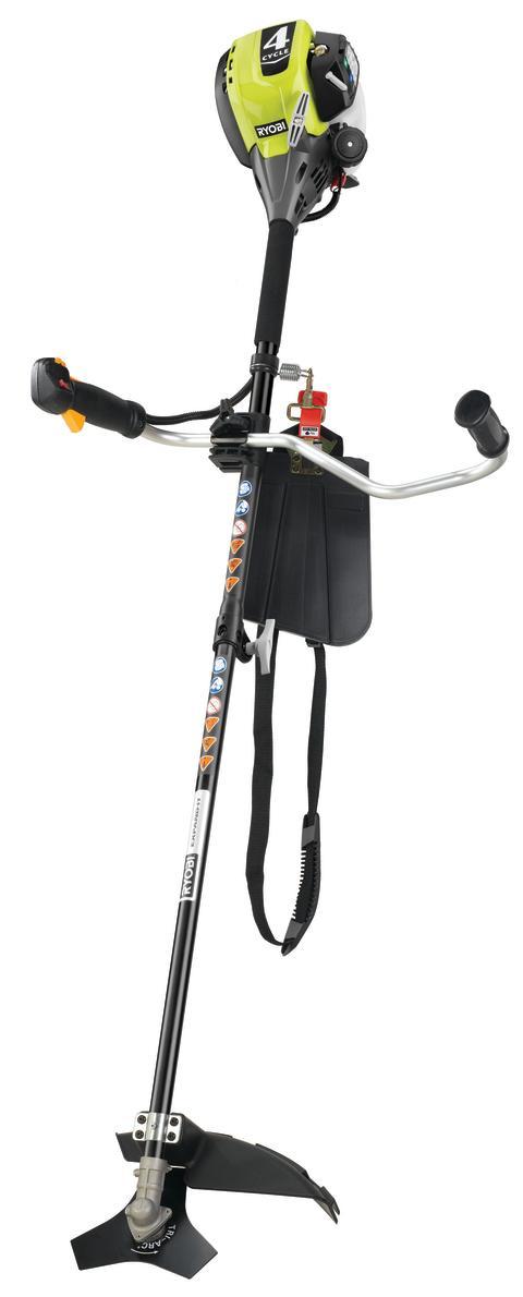 4-takts Gräs- och slytrimmer med cykelhandtag - RBC430SBSB