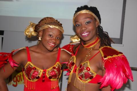 Tobago kommer til Oslo