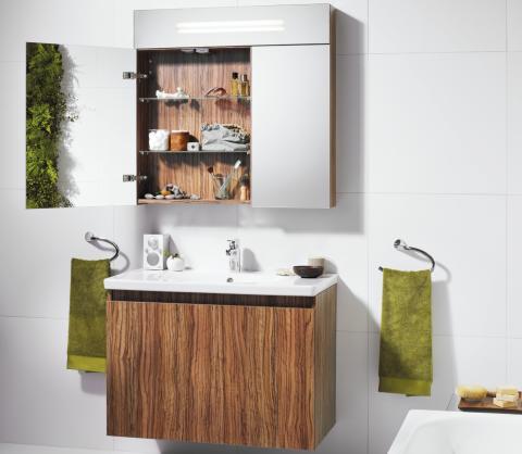 Nautic - möbler i oliv