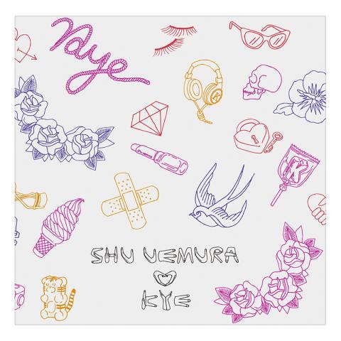 SHU UEMURA <3 KYE