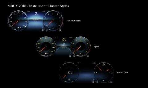 Mercedes-Benz præsenterer nyt infotainmentsystem med kunstig intelligens