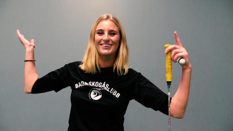 Penny Parnevik Badminton