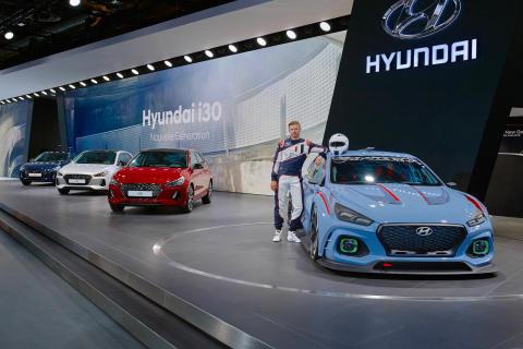 Heta nyheter från Hyundai på Paris Motor Show 2016