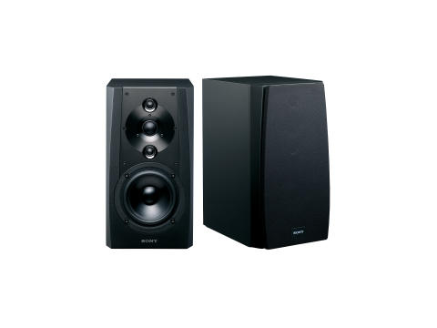 The detail's unmistakeable: Sony introduces two new High-Resolution Audio speaker systems