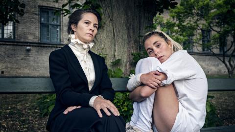 Psykosia. Fra venstre: Lisa Carlehed og Victoria Carmen Sonne