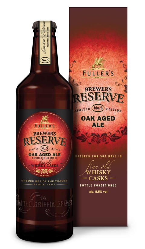 Brewer's Reserve No.5